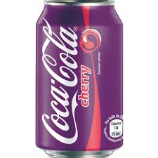 Coca Cola Cherry 33cl